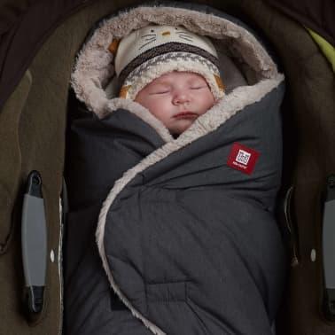 RED CASTLE Couverture pour bébé Babynomade Tendresse 6-12 mois Gris[5/7]