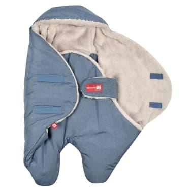 RED CASTLE Couverture pour bébé Babynomade Tendresse 0-6 mois Bleu[3/4]