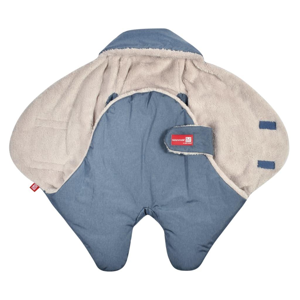 99425995 RED CASTLE Wickeldecke Babynomade Tendresse 6-12 Monate Blau