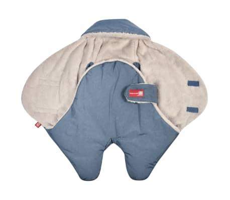 RED CASTLE Couverture pour bébé Babynomade Tendresse 6-12 mois Bleu[2/4]