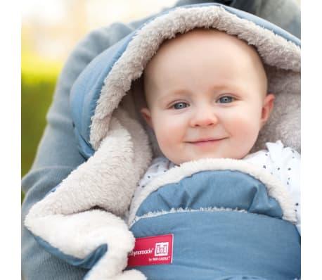 RED CASTLE Couverture pour bébé Babynomade Tendresse 6-12 mois Bleu[4/4]