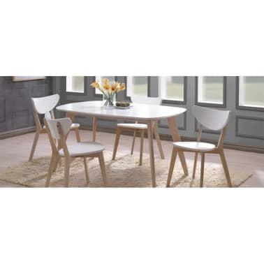 Tavolo da pranzo design 150cm | vidaXL.it