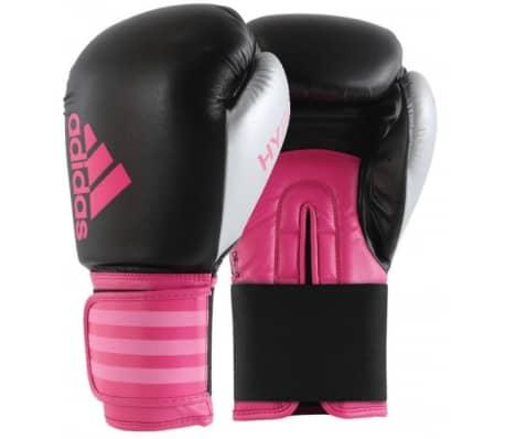 adidas Hybrid 100 Dynamic Fit bokshandschoenen roze maat 14 oz