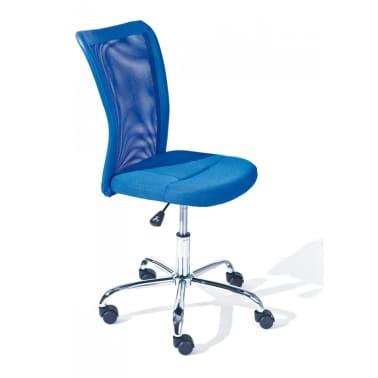 Altobuy - Clide Bleu - Fauteuil de bureau[1/8]