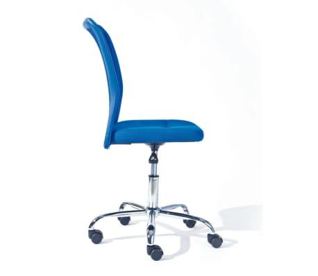 Altobuy - Clide Bleu - Fauteuil de bureau[2/8]