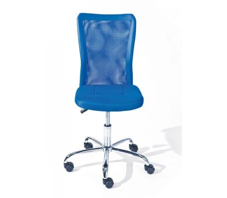 Altobuy - Clide Bleu - Fauteuil de bureau[4/8]