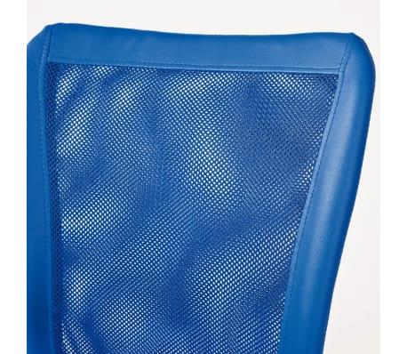Altobuy - Clide Bleu - Fauteuil de bureau[6/8]