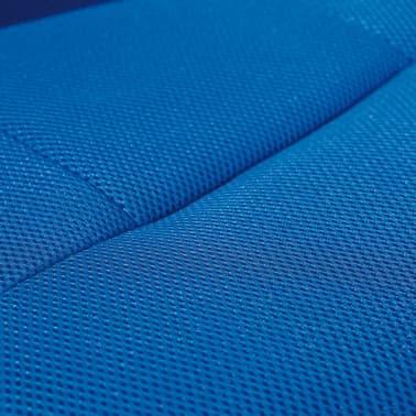 Altobuy - Clide Bleu - Fauteuil de bureau[8/8]