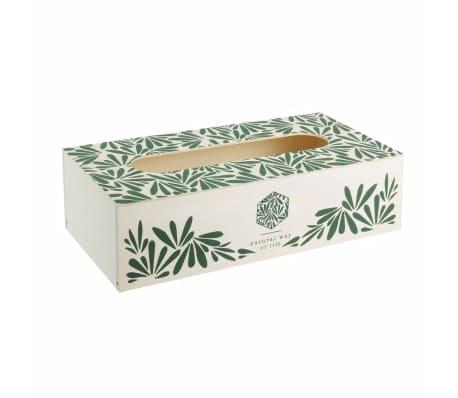 Boîte à mouchoirs Jungle - Vert[1/2]