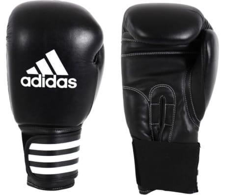 adidas Performer training bokshandschoenen zwart maat 8