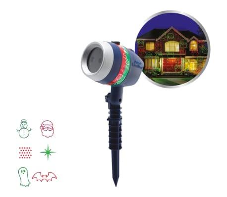 acheter star shower projecteur laser laser magic 6 motifs. Black Bedroom Furniture Sets. Home Design Ideas