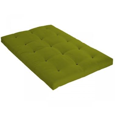 Matelas futon pistache en coton 140x190[2/2]