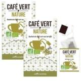 Aromandise Café vert nature - 40 sachets