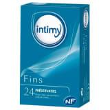 Intimy Fins Préservatifs x24 (lot de 2)