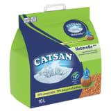 Catsan Minérale Naturelle Plus Litière Pour Chats 10L (lot de 2)
