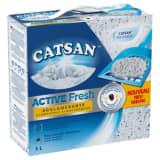 Catsan Active Fresh Agglomérante Litière Pour Chats 5L (lot de 2)