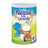 Nestlé P'tit Céréale 5 Céréales (+6 mois) Format 400g (lot de 6)