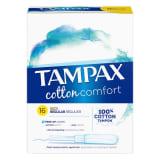 TAMPAX Cotton Comfort Tampon Regular x16 (lot de 4)