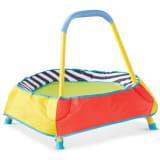 Trampoline pour enfants multicolore - Dim : H59.5 x L58 x P58 cm