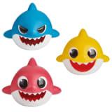 Baby Shark - 3x Kylpylelut