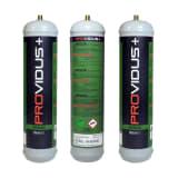 Pack de 3 bouteille argon 110 bars jetable - contenance 950ml- boutei