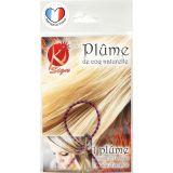 Plume Pour Cheveux Rose 25 cm - Ki-Sign