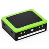 Weenect GPS-Tracker für Hunde Schwarz und Grün 7810