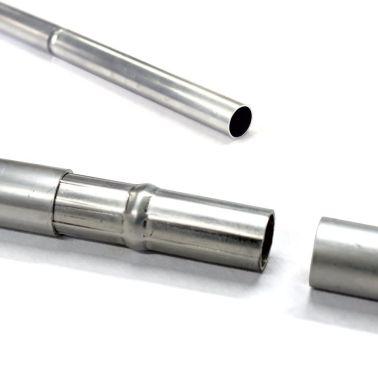 Manchon pour tube aluminium Creatube Ø30 mm naturel non anodisé[2/6]