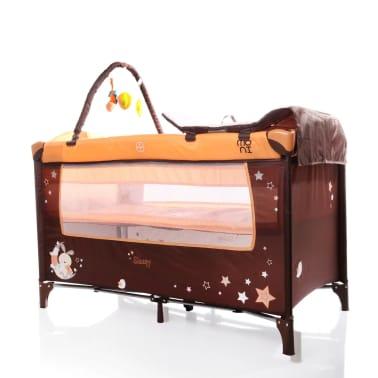 Lit parapluie bébé/ Lit pliant/ Lit de voyage SLEEPY Orange[1/1]