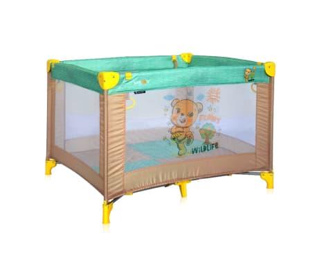 Parc bébé pliant / parc pliable pour bébé PLAY Vert