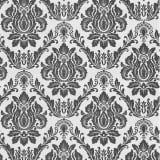 DUTCH WALLCOVERINGS Behang barok wit en zwart 02508-20