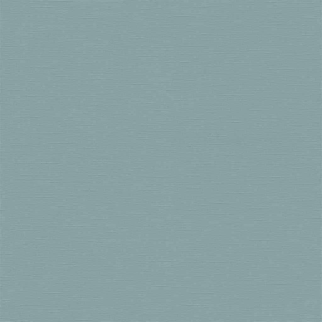 Afbeelding van DUTCH WALLCOVERINGS Behang effen blauwgroen 02504-00