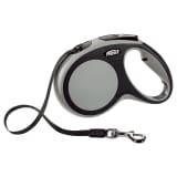 Flexi Tape Leash New Comfort Size M 5 m Grey 21351