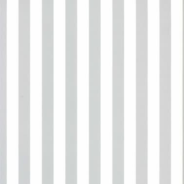acheter fabulous world papier peint stripes blanc et gris clair 67103 3 pas cher. Black Bedroom Furniture Sets. Home Design Ideas