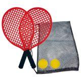 Donic Schildkröt tennisset 39,5 cm rood 5-delig