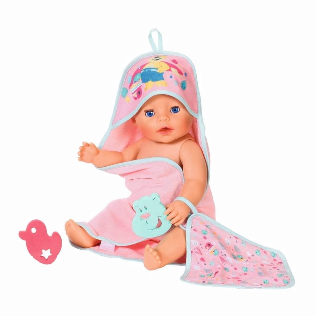 BABY Born Handtücher Set von 2 Schwämme