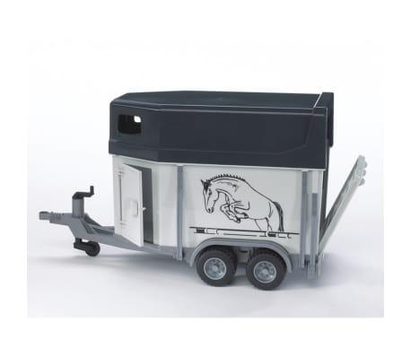 Bruder Remolque para caballo 1:16 02028[3/4]