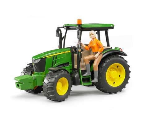 Bruder Tractor John Deere 5115M 1:16 02106[3/5]