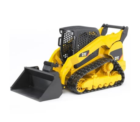 Bruder Cargador multiterreno Caterpillar 1:16 02136