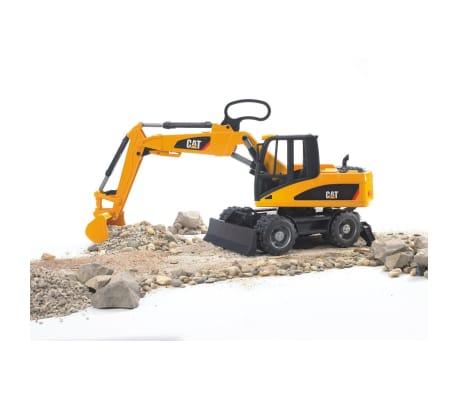 Bruder Excavadora de ruedas CAT 1:16 02445[5/5]
