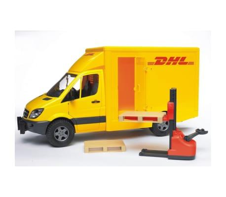 Bruder Furgón DHL Mercedes-Benz Sprinter 1:16 02534