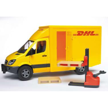 Bruder Furgón DHL Mercedes-Benz Sprinter 1:16 02534[1/5]