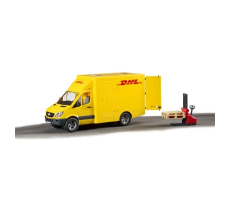 Bruder Furgón DHL Mercedes-Benz Sprinter 1:16 02534[2/5]