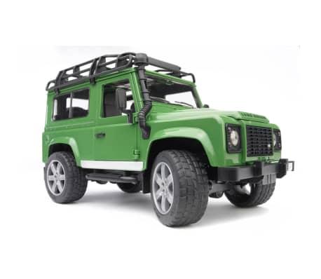Bruder Vehículo todoterreno Land Rover Defender 1:16 02590[2/8]