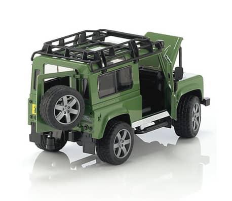Bruder Vehículo todoterreno Land Rover Defender 1:16 02590[4/8]