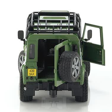 Bruder Vehículo todoterreno Land Rover Defender 1:16 02590[5/8]