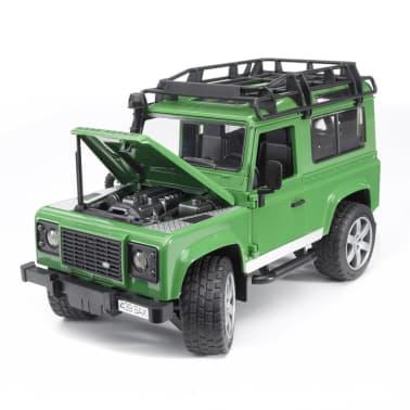 Bruder Vehículo todoterreno Land Rover Defender 1:16 02590[7/8]