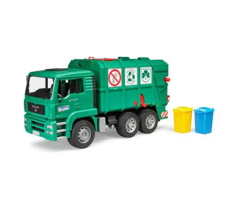 Bruder Camión de basura MAN TGA 1:16 02753[1/5]