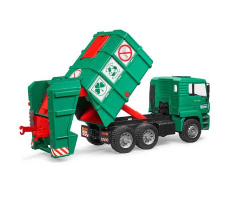 Bruder Camión de basura MAN TGA 1:16 02753[3/5]