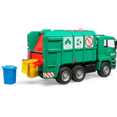 Bruder Camión de basura MAN TGA 1:16 02753[4/5]
